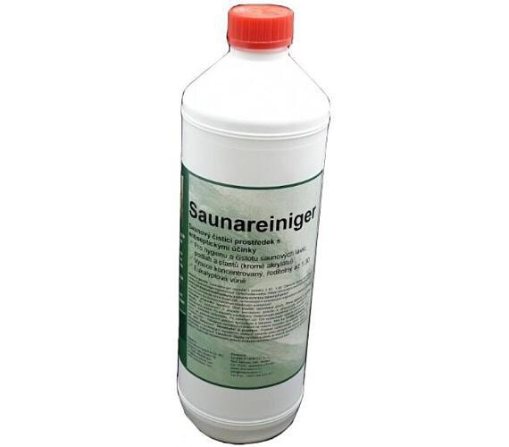 Saunareiniger - přípravek k čištění saun - 1l - 11105740