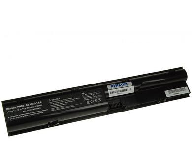 Avacom pro HP ProBook 4330s/4430s/4530s Li-Ion 10,8V 7800mAh + DOPRAVA ZDARMA