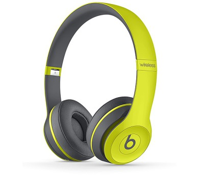 Beats Solo2 Wireless Active Collection - žlutá