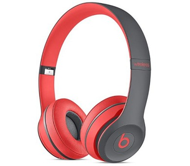 Beats Solo2 Wireless Active Collection - červená