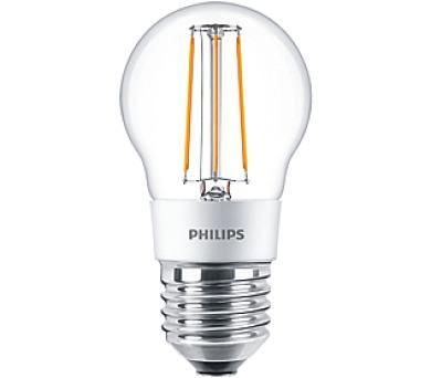 FILAMENT Classic LEDluster DIM 3-25W E27 827 P45 Philips 8718696581155