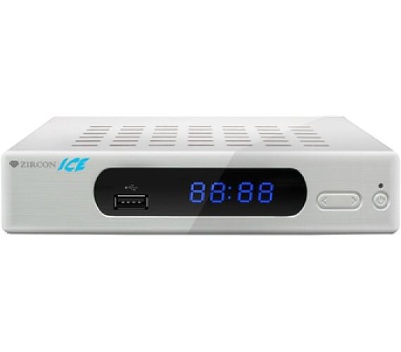Zircon ICE s DVB-T2 s HEVC (H.265)