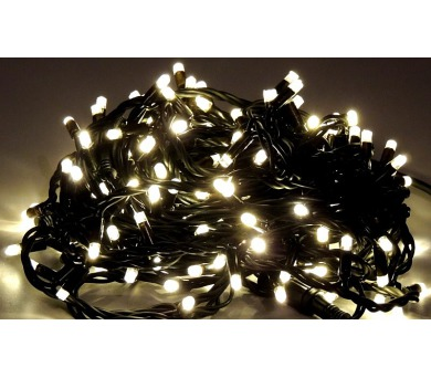 Světelný LED řetěz s časovačem Massive 32445