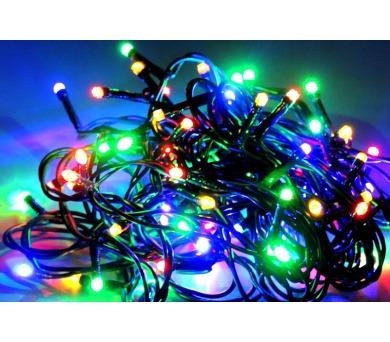 Světelný LED řetěz s časovačem Massive 32452