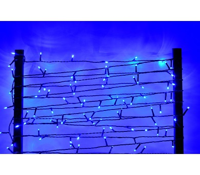 Světelný LED řetěz s časovačem Massive 32469