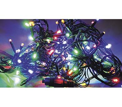 Světelný LED řetěz na baterky s časovačem 100 LED Massive 32018 + DOPRAVA ZDARMA