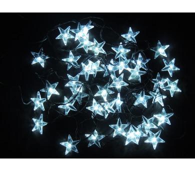 Světelný LED řetěz - hvězdy Massive 31844