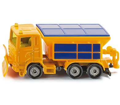 SIKU Blister - Zimní úklidové vozidlo