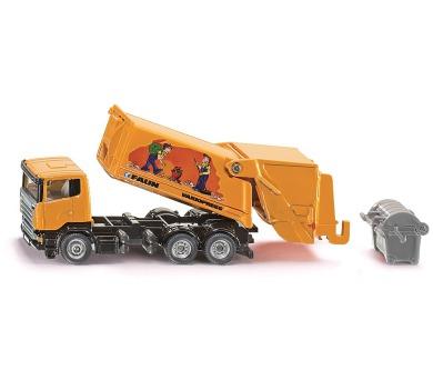 SIKU Super - Popelářské auto Scania 1:87
