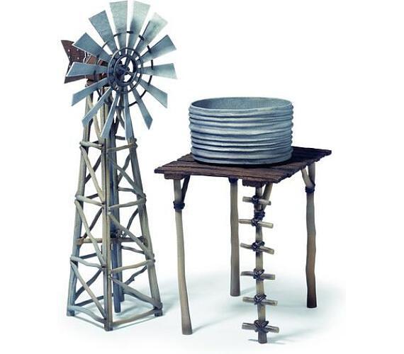 Čerpadlo a zásobník vody
