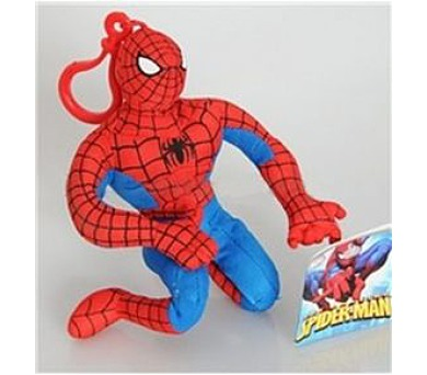 Figurka - Spiderman Action Klíčenka 15 cm LICENCE
