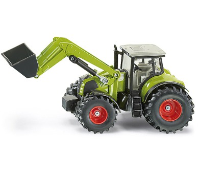SIKU Farmer - Traktor Claas s předním nakladačem