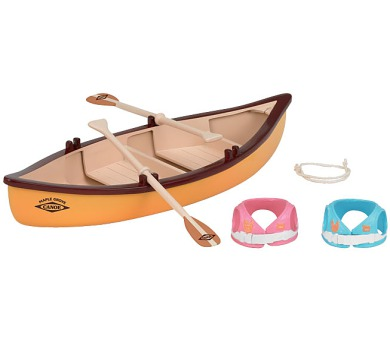 Canoe set Sylvanian family