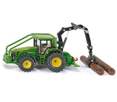 SIKU Farmer - Lesnický traktor John Deere