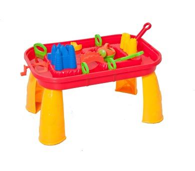 Plastový hrací stůl - skládací + DOPRAVA ZDARMA