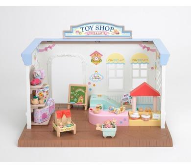 Obchod s hračkami Sylvanian family