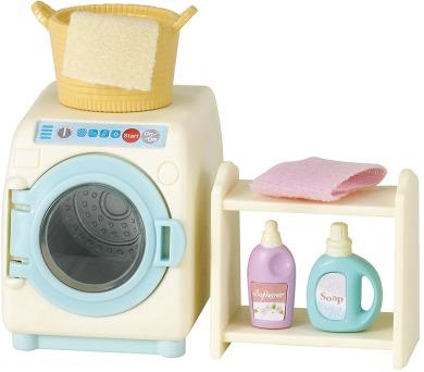 Pračka a příslušenství set Sylvanian family