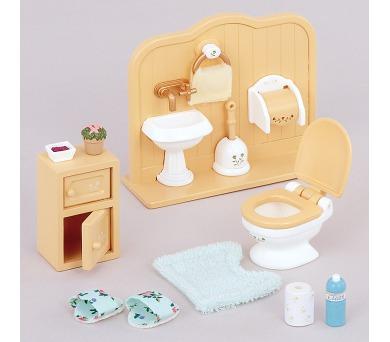 Toaleta a příslušenství set Sylvanian family