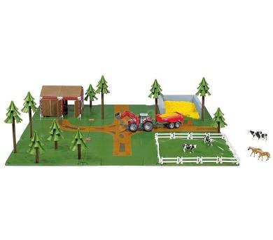 SIKU World - Startovací farmářský set 48 dílů + dárek + DOPRAVA ZDARMA