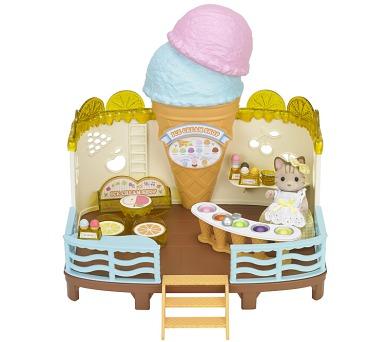 Zmrzlinová restaurace u moře Sylvanian family + DOPRAVA ZDARMA