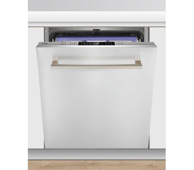 Concept MNV4660 myčka nádobí vestavná plně integrovaná 60 cm