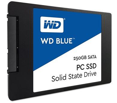 SSD Western Digital Blue 250GB