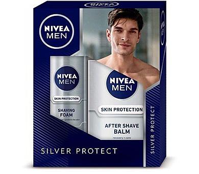 Nivea Silver (pěna na holení