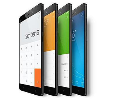 Xiaomi MiNote - černý