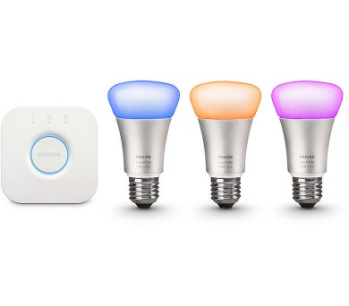 Philips Hue 10W A60 E27 3 set EU 8718696592946