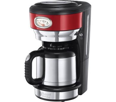 Russell Hobbs Retro kávovar 21710-56 + DOPRAVA ZDARMA