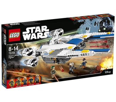 Stavebnice Lego® Star Wars TM Confidential 75155 Play themes_4