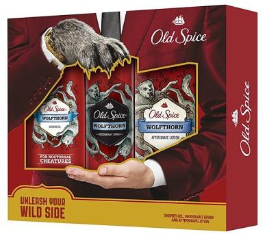 Dárkový balíček Old Spice Wolfthorn (deo
