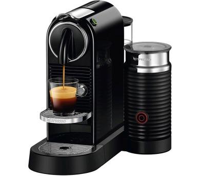 DeLonghi Nespresso EN267.BAE CitiZ&Milk + poukaz na kávu v hodnotě až 2.000 Kč* + DOPRAVA ZDARMA