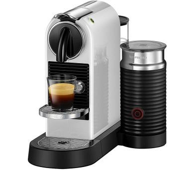 DeLonghi Nespresso EN267.WAE CitiZ&Milk + poukaz na kávu v hodnotě až 2.000 Kč* + DOPRAVA ZDARMA