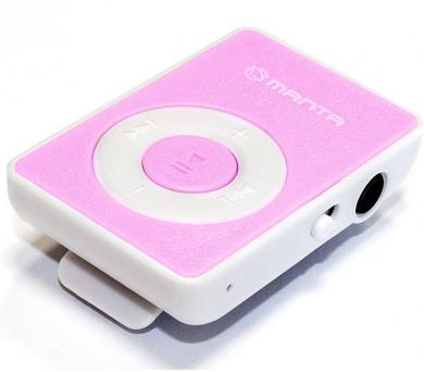 MANTA MM269P.PU - MP3 přehrávač