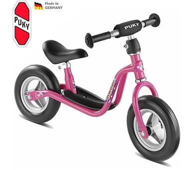 PUKY Learner Bike Medium LR M růžové + DOPRAVA ZDARMA