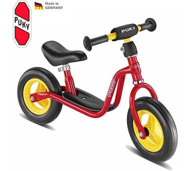 PUKY Learner Bike Medium LR M červené + DOPRAVA ZDARMA