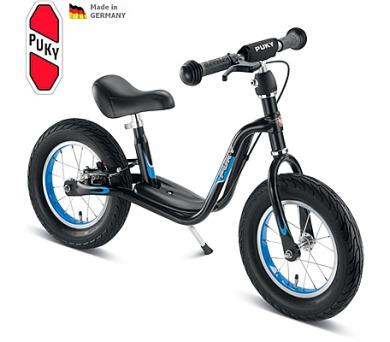 PUKY Learner Bike LR XL černá/modrá
