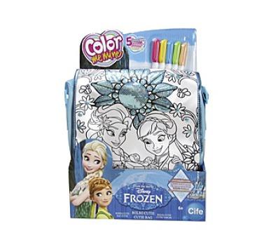 Kabelka Color Me Mine Messenger Bag Sequin Frozen Blue Version