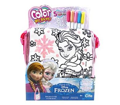 Kabelka Color Me Mine Messenger Bag Sequin Frozen