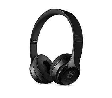 Beats Solo3 Wireless On-Ear - leskle černé