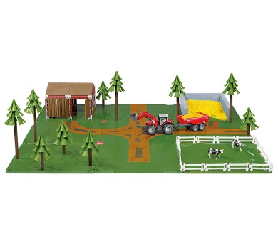 SIKU World - Startovací farmářský set 48 dílů + DOPRAVA ZDARMA