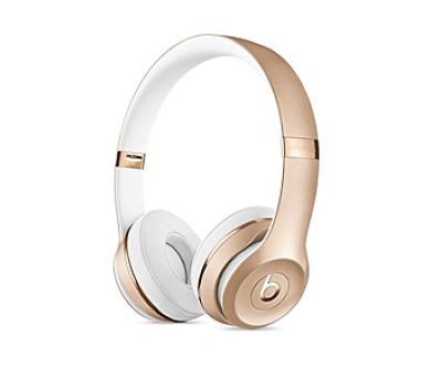 Beats Solo3 Wireless On-Ear - zlatá