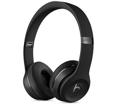 Beats Solo3 Wireless On-Ear - černá