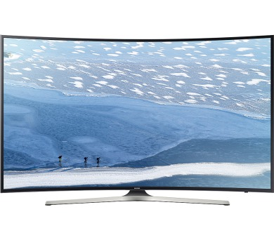 UE55KU6172 LED ULTRA HD LCD TV Samsung + DOPRAVA ZDARMA