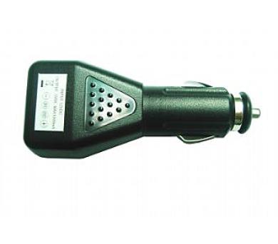 Nabíječka USB uni CL autonabíječka 250mA-500mA BLACK