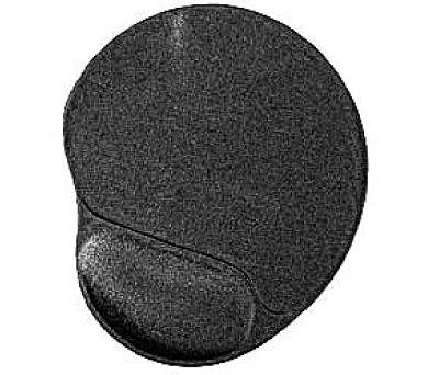 Podložka pod myš ERGO gelová MAXI BLACK