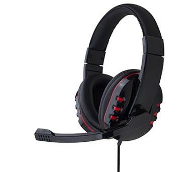 Sluchátka s mik Gembird MHS-402 Gaming