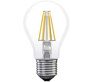 LED žárovka Filament A60 8W E27 teplá bílá BLACK FRIDAY