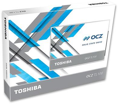 Toshiba TL100 SATA III Solid State Drive